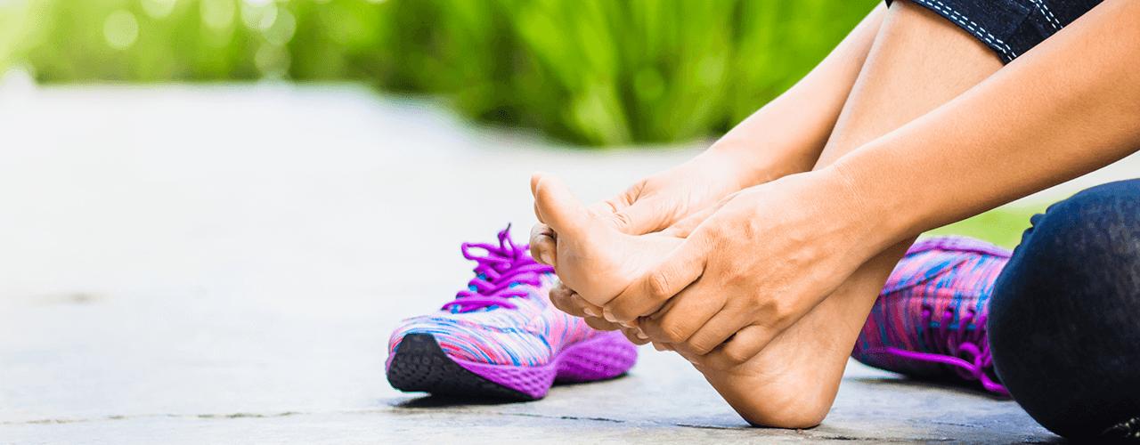 foot pain ptis